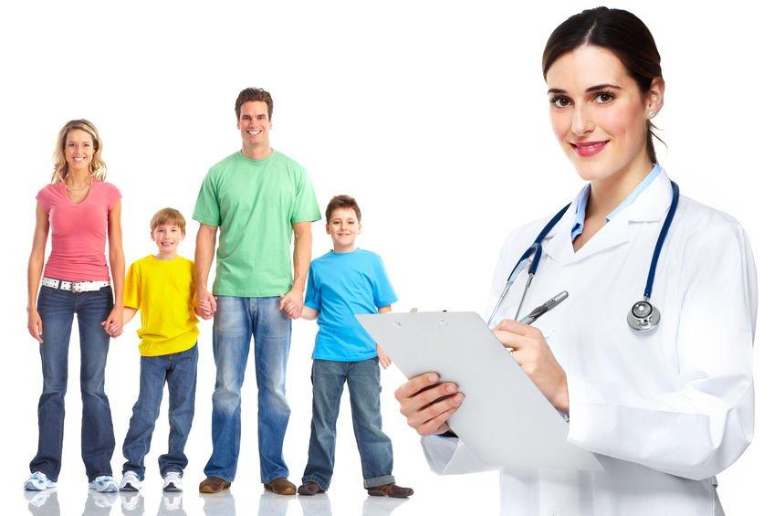 family urgent care near Arlington VA